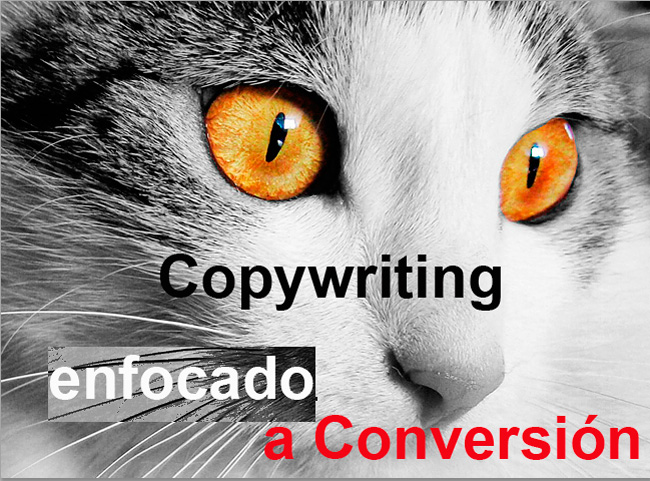 Copywriting enfocado a Conversión